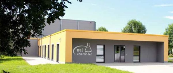 [Translate to English:] nvm Logistikzentrum in Moers